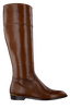 Cognac LAMICA High boots KISMAL - small