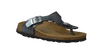 Grey BETULA Flip flops ROSE - small