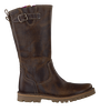 Brown KOEL4KIDS High boots GUUSJE - small