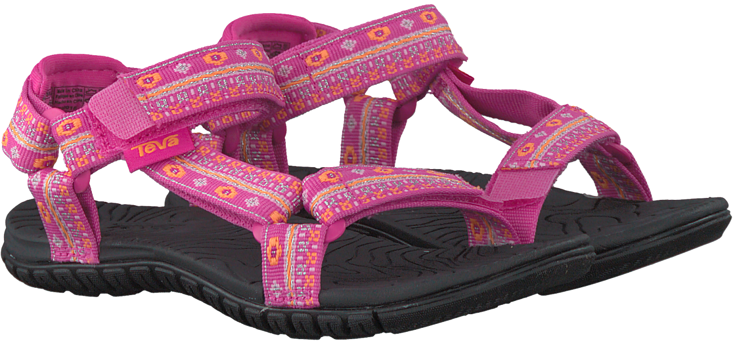 21112e316676 Pink TEVA Sandals HURRICANE 3 KIDS. TEVA. Previous