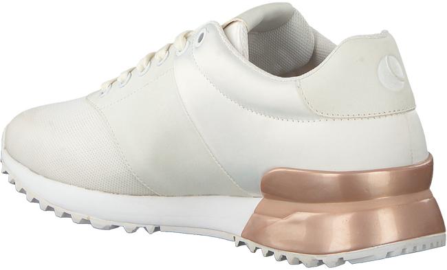 White BJORN BORG Sneakers R200 LOW SAT - large