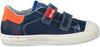 Blue RED RAG Sneakers 15233 - small