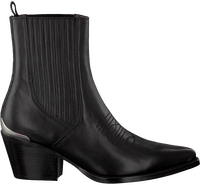 Black LOLA CRUZ Cowboy boots 294T10BK-D-I19  - medium