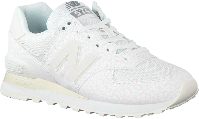 White NEW BALANCE Sneakers WL574 - large