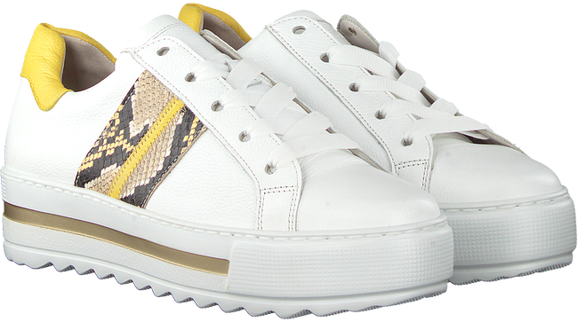 White GABOR Low sneakers 495  - large