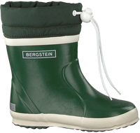 Green BERGSTEIN Rain boots WINTERBOOT  - medium