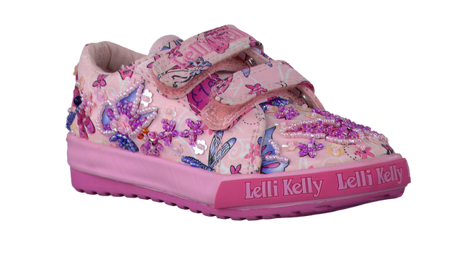 Pink LELLI KELLY Sneakers FLUTTERBY - large