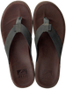 Brown REEF Flip flops CONTOURED VOYAGE LE - small