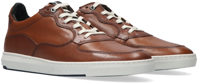 Cognac FLORIS VAN BOMMEL Low sneakers 16321  - large