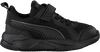 Black PUMA Low sneakers X-RAY AC INF  - small