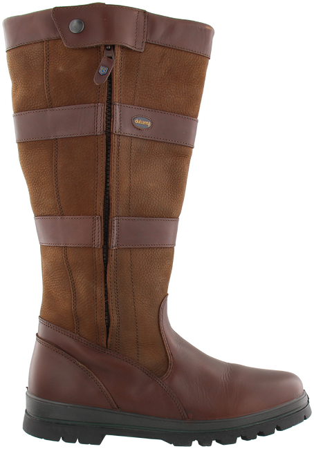Brown DUBARRY High boots WEXFORD - large