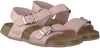 Pink WARMBAT Sandals 081515 - small