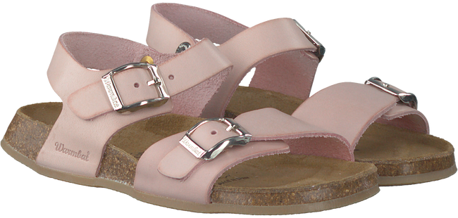 Pink WARMBAT Sandals 081515 - large