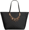 Black GUESS Handbag GUESS PASSION TOTE  - small