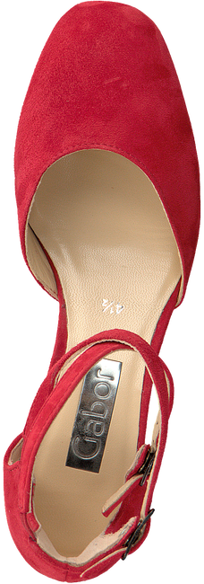 Red GABOR Pumps 470.1  - large