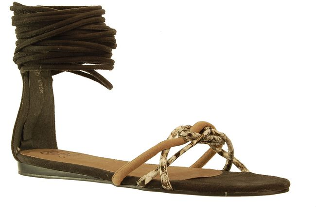 Black OMODA Sandals 8063 - large