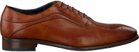 Brown MAZZELTOV Lace-ups 4054  - medium