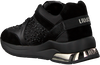 Black LIU JO Sneakers KARLIE 05  - small