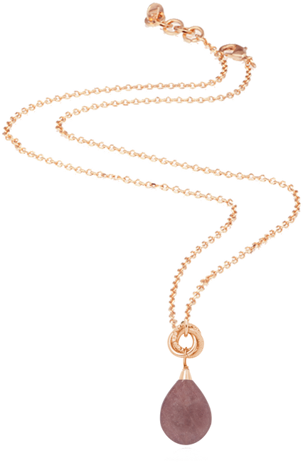 Gold TOV Necklace 1675 - large