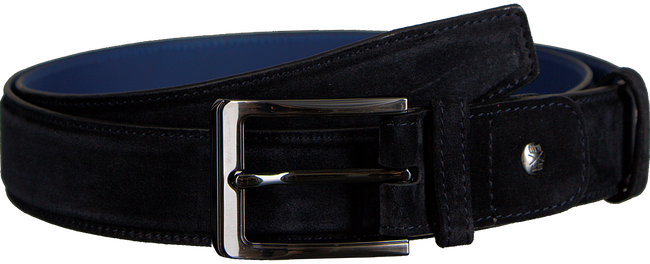 Blue FLORIS VAN BOMMEL Belt 75153 - large