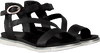 Black MJUS (OMODA) Sandals 740019 - small