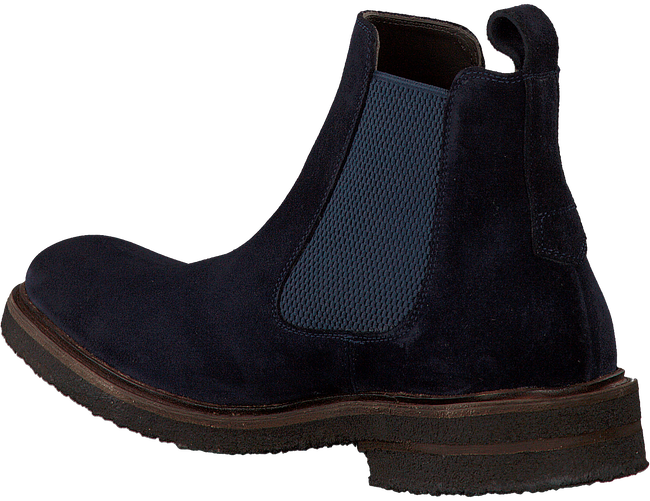 Blue GREVE Chelsea boots 1405 - large