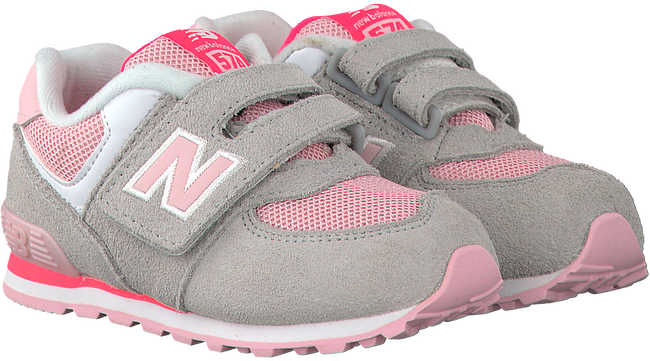 Grey NEW BALANCE Sneakers KG574 - large
