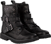 Black OMODA Lace-up boots 291860 - small