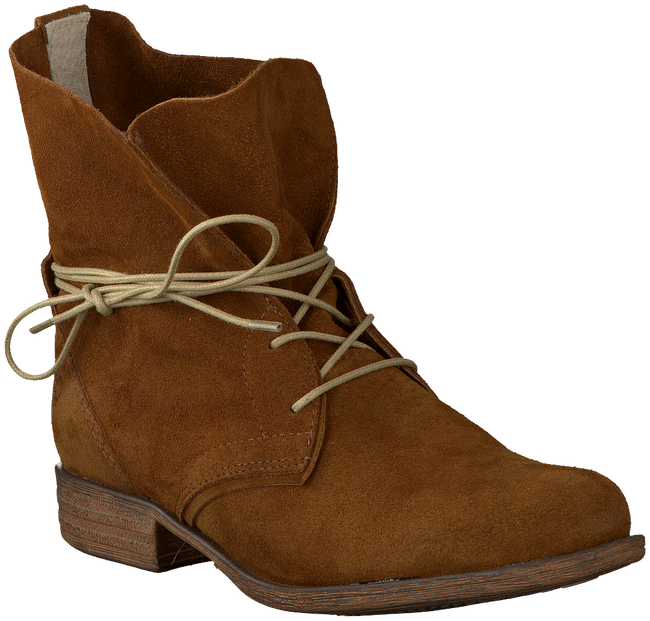 Cognac OMODA Ankle boots JESSY 11 - large