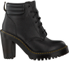Black DR MARTENS Lace-up boots PERSEPHONE - small