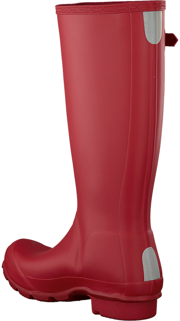 Red HUNTER Rain boots ORIGINAL KIDS - large