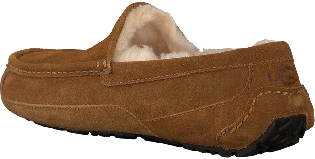 Camel UGG Slippers ASCOT - large