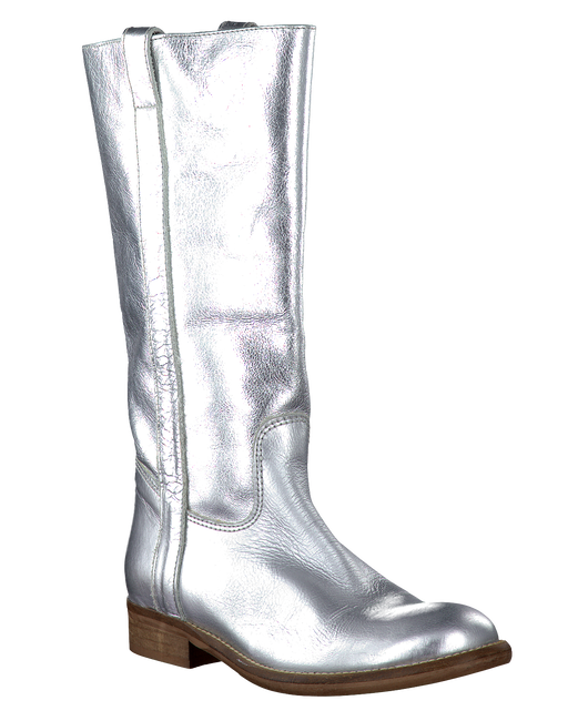 Silver OMODA High boots O0003 - large