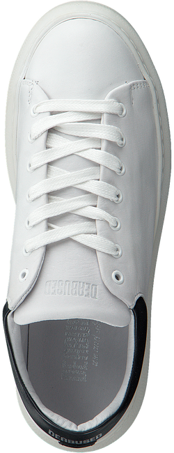 White DEABUSED Sneakers ALEXANDRA - large