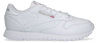 White REEBOK Sneakers CL LEATHER WMN - small