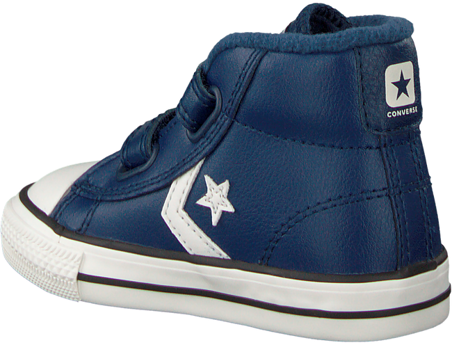 Blue CONVERSE Sneakers STAR PLAYER 2V MID - large