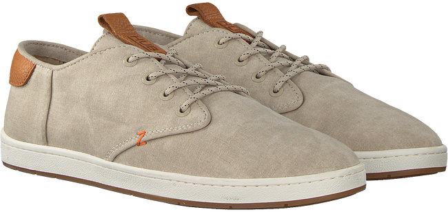 Beige HUB Lace-ups CHUCKER 2.0  - large