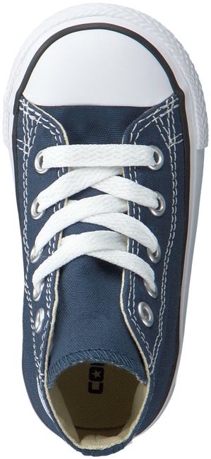 Blue CONVERSE Sneakers CHUCK TAYLOR ALL STAR HI KIDS - large