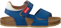 Blue RED RAG Sandals 19093 - medium