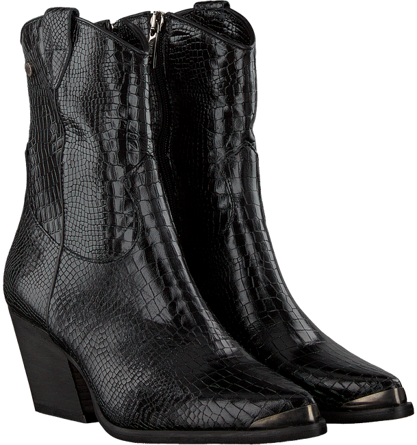 Black NOTRE-V Booties AL367  - large