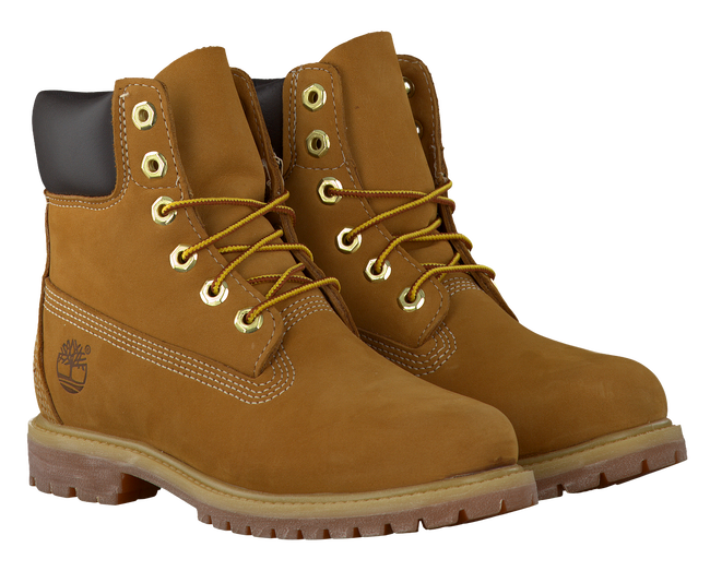 Camel TIMBERLAND High boots 6IN PREMIUM - large