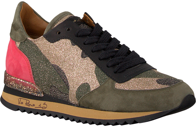 Green VIA ROMA 15 Sneakers 2462 - large