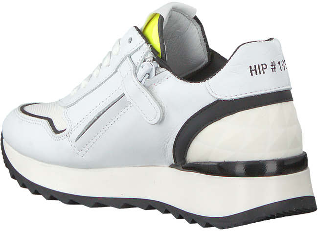 White HIP Sneakers H1789 - large