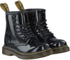 Black DR MARTENS Lace-up boots DELANEY/BROOKLY - small