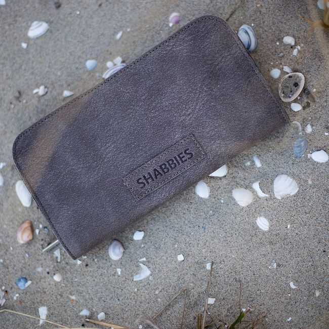 Taupe SHABBIES Wallet 322020006 - large