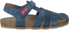 Blue RED RAG Sandals 19037 - small