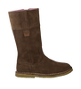 Brown KICKERS High boots COSYDOZ - small