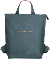 Blue MYOMY Backpack MY CIRCLE BAG BACKBAG  - medium