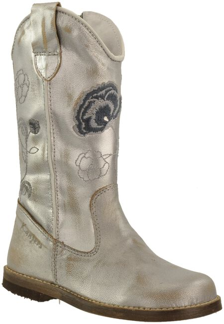 Silver KANJERS High boots 2883 - large