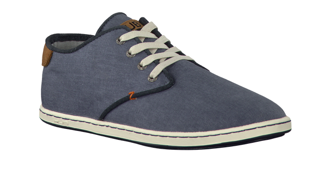Blue HUB Sneakers CHUCKER - large